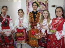 """Мартенички от СОУ """"С. Савов"""" Пирдоп"""