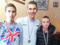 """Лекоатлетите от СК """"Ст. Николов"""" с добри резултати от състезание"""
