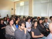 """ПГТХТ """"Н. Димов"""" Пирдоп – Кръгла маса на тема """"Професионалното образование в партньорство с бизнеса"""""""