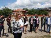 Община Златица – Първа копка по проект за изграждане на колектор
