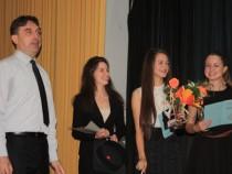 Дипломиране на випуск 2015