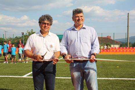 В община Челопеч бяха открити нови спортни площадки