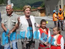 С. Смолско – Официално завършване на първи етап от асфалтирането на улици и първа копка от реконструкцията на водопровода