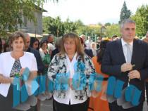 В Златица бе открит дневен център за хора с увреждания