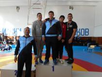 """Борците на """"Ст. Николов"""" донесоха злато и бронз от състезанието в Самоков"""
