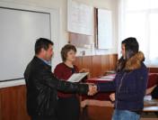 Открит урок по предприемачество в АТПГ – Златица