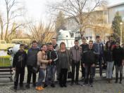 Военно обучение на ученици от АТПГ – Златица