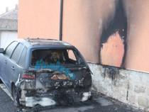 Взривена бе колата на Пламен Господинов – бивш зам.-кмет на община Пирдоп и кандидат за кмет на община Златица
