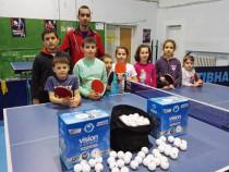 Продължава записването за детската школа по тенис на маса