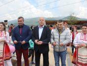 """Откриване на обновения параклис """"Свети Георги"""" в Чавдар"""