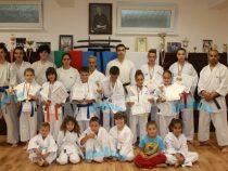 Пирдопските каратисти с 20 медала от национално състезание