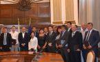 Подписан е договор за създаване и регистрация на МИГ Пирдоп-Антон-Копривщица