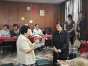 Пенсионерският клуб в Душанци вече носи името на Тодор Ценов