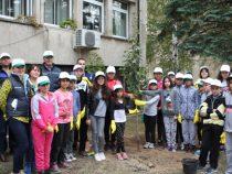 """Залесителни инициативи по """"Зеления проект"""" на Аурубис България"""