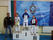Нови медали за каратистите от Пирдоп