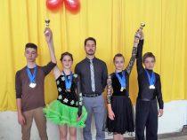 """Пети пролетен турнир по спортни танци """"Средногорието танцува"""" 2018"""