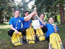 Отборът на Младежкия Червен кръст – на второ място в Софийска област