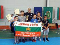 Евгени Петров и Виктория Иванова със злато от турнир в село Маноле