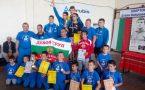 Отборът по борба от Златица спечели призовите титли в традиционния турнир