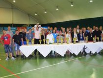 Отборът на Елаците-Мед с второ място на първата Открита спартакиада на индустриалните работници