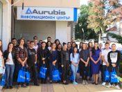 Стажантите на Аурубис България получиха своите сертификати