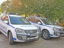 Районното управление на МВР в Пирдоп получи два нови служебни автомобила