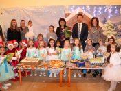 """Вълнуващо тържество за кръщенето на група """"Приятели"""" в Детска градина """"Слънце"""" гр. Златица"""