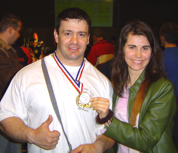Спас Спасов ще участва в Параолимпийските игри в Пекин!