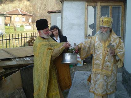 Св. Екатерина покровителка на Църквище