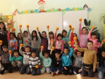 Пресни плодове за 504 деца три пъти в седмицата