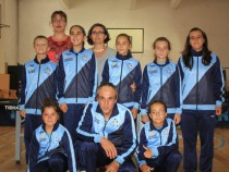 Дарение на нови екипи за тенисистите от Златица