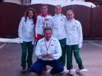 Диляна Минкина спечели трето място на Балканското по крос-кънтри в Хърватска