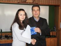 "Награди от конкурс за есе, фотография и рисунка в СОУ ""С. Савов"" Пирдоп"
