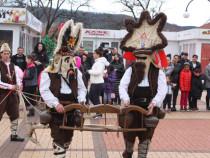 Кукерски празник в Чавдар