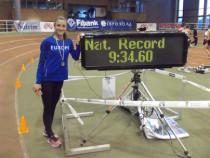 Диляна Минкина – С нов национален рекорд