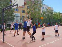 Първи турнир по баскетбол за мини-купа Златица