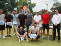 Трети шампионат по тенис на корт в Пирдоп