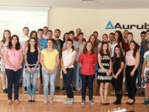Стартира лятната стажантска програма 2016 на Аурубис България