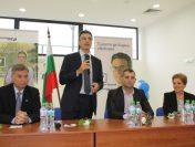 Кандидат-президентската двойка Трайков-Събев посети Мирково