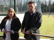 Открит бе тенис корт в АТПГ – Златица