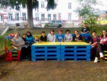 """В Мирково – ученици, учители и родители създадоха заедно """"Зелена класна стая"""""""