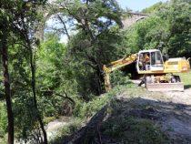 В община Мирково бяха почистени речни корита