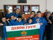 Коледен турнир по борба в Кюстендил