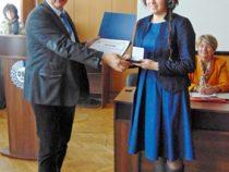 """Емануела Манолова от """"Аурубис България"""" стана млад инженер на годината"""