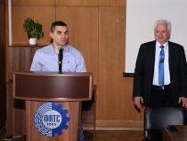 """Награда за Елаците-Мед в """"Млад инженер на годината"""""""