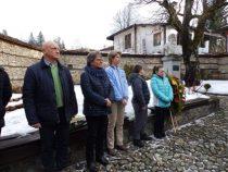 В Копривщица отбелязаха 140 години от смъртта на Любен Каравелов