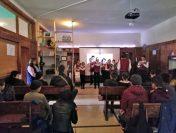 Копривщица: Открит урок по история по повод 140 години  от Търновската конституция