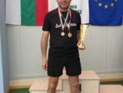 Тихомир Мичев стана шамион в международен турнир