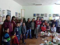 Великденски кулинарен благотворителен базар  в Буново