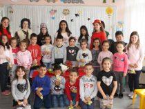 Инициатива за здравословно хранене при най-малките